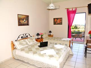 Studios  for  two , three or  four  persons  with  good decoration and  plenty space