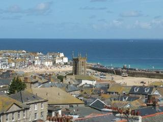 Harbours Reach, St Ives, Cornwall, beaches,Hot tub