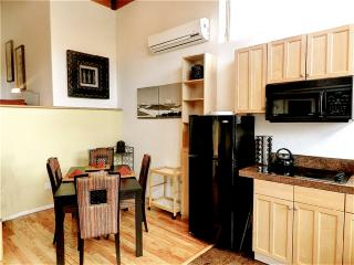 Cooktop, microwave/ convection oven- not shown additional large counter top oven