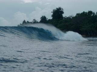 Mentawai Beng Beng Playground Surfcamp, Siberut