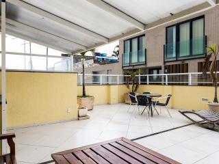 RioBeachRentals - Beach Therapy Penthouse #305, Río de Janeiro