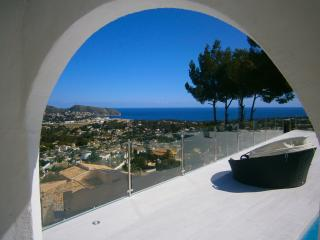 CASA VIDA, the pearl of the Costa Blanca, Moraira
