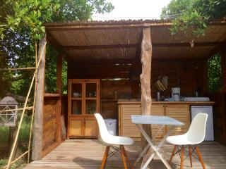 Eco glamping in Bell tent, Cirali