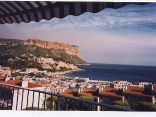 Cap Cassis Appartement T2 Vue panoramique sur Mer