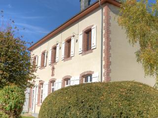 Old School in Troche in Corrèze, Arnac-Pompadour