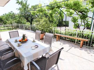 Ground Floor Apartment With Spacious Terrace (Malinska, Island of Krk)