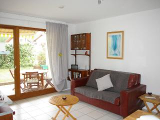 garden apartment 200m from beach on Lake Annecy, Saint-Jorioz