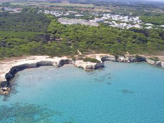 Villino Mari a Conca Specchiulla, Otranto