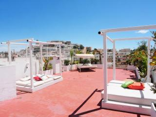 Penthouse unique design Dalt Vila view, Ibiza Town
