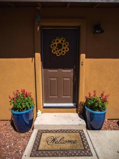 Welcome to beautiful Sedona, Arizona!