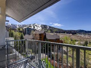 Luxury Rustic Condo Steps From Steamboat's Slopes – Indoor and Outdoor Hot