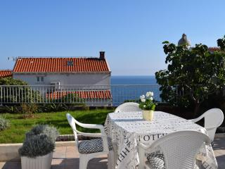 apartment with beautifull terrace and seaview, Dubrovnik
