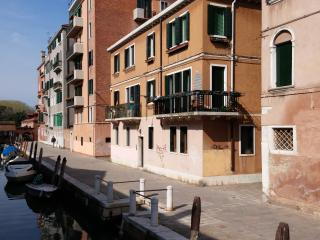Essere a casa, a Venezia, Venice