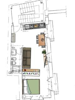 Apartament floorplan