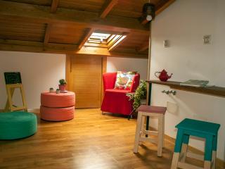 Habitación con salita, Santiago de Compostela