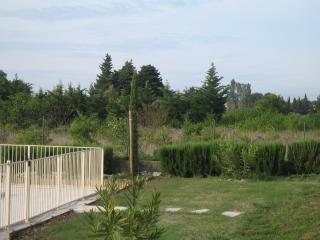 Villa provencale, campagne, calme (8 personnes)