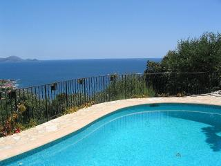 Villa with private pool and stunning sea views, Les Issambres