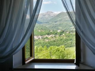 Cosy apartment in the Alps with fantastic panorama, Peghera