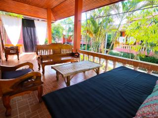 House A/C, 2/3pers in a small & quite residence, Ko Phangan