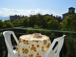 Apartment Sun - balcony with a seaview, Rijeka