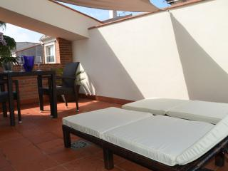 Apartamento con terraza 2 personas Costa Barcelona, Malgrat de Mar