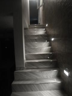 Stairs...in the night