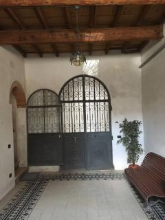 androne ingresso palazzo