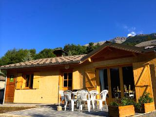 Alpine Cottages 4 rooms, Barcelonnette