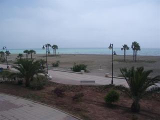 Alquiler casa frente a la playa, Chilches