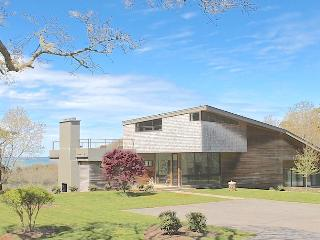 Magnificent contemporary on Cape Cod Bay: 3137-B, Brewster