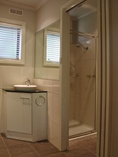 Practical 3 way bathroom