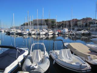 In the heart of St Jean with Terrace and Parking, St-Jean-Cap-Ferrat