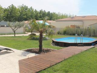 Maison recente de 160 m2 avec piscine