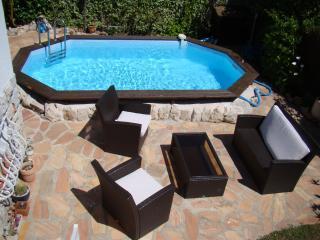 Villa de mer cap de Nice, piscine tout confort