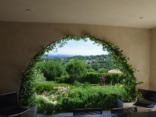 Luxury Villa off the Route des Plages, St Tropez., Ramatuelle