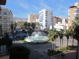 Piso de alquiler en Almería con plaza de garaje