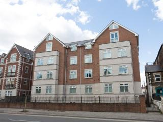 Flat 1 Ground Floor with patio Ashgrove Court, Cardiff
