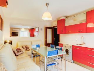 Apartamento de dos dormitorios junto al mar con ga, Chipiona