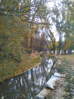 Senda fluvial del río Alfambra