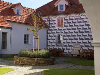 HOLIDAY HOMES x 2: Cesky Krumlov, Czech Republic