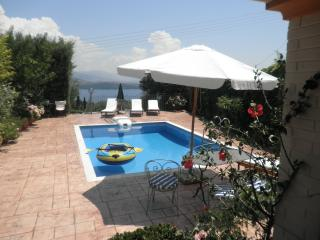 villa with swimming pool and sea vew-Maistro, Agios Stefanos