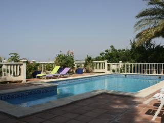 Fabulous villa on  Costa Tropical with Private Pool