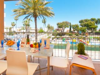 Port Alcudia Penthouse, for six with seaview., Port d'Alcúdia