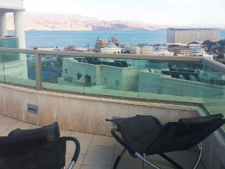 Perfact penthouse for short rent near a Sea beach, Eilat