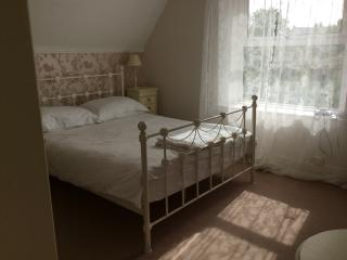Light and airy room in our Victorian townhouse, Watchet