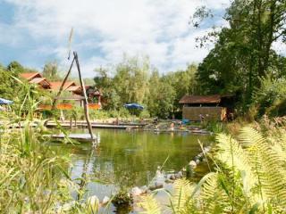4 Personen Ferienwohnung am Wasser, Grafenwiesen