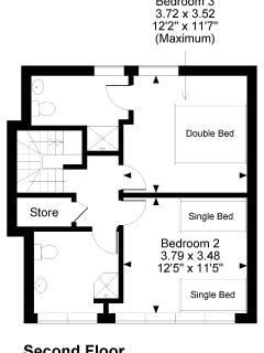 SECOND FLOOR - Floorpans of Corinium