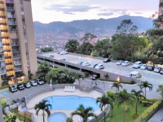 Cozy apartment at Loma del Indio - El Poblado, Medellin