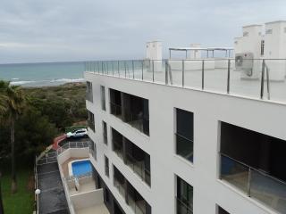 Exclusivo apartamento primera linea de la playa, La Mata