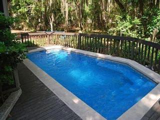 SEA PINES, 4 BDRM, POOL, BEACH, SLEEPS 11, Hilton Head